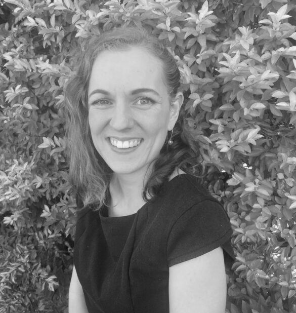 Dietitian Sarah Gray